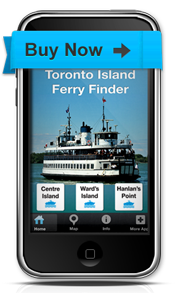 Toronto Island Ferry Finder iPhone App